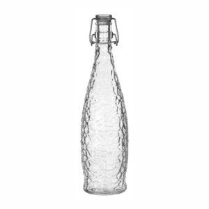 בקבוק זכוכית מחוספס Libbey