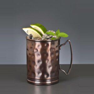 כוסות נחושת מעוצבות