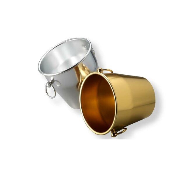 שמפניירה בצבע זהב/כסף